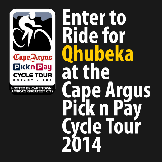 Ride for Qhubeka - Cape Argus
