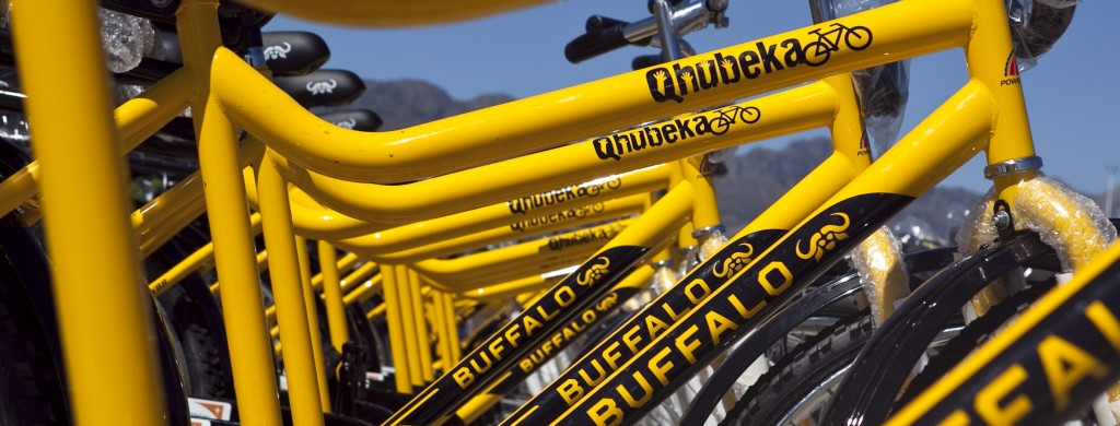 Qhubeka Bicycles
