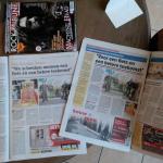 Chamizo and Qhubeka in Belgian press