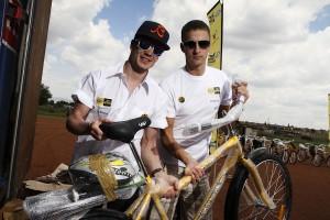Martin Reimer and Ignatas Konovalovas gets involved