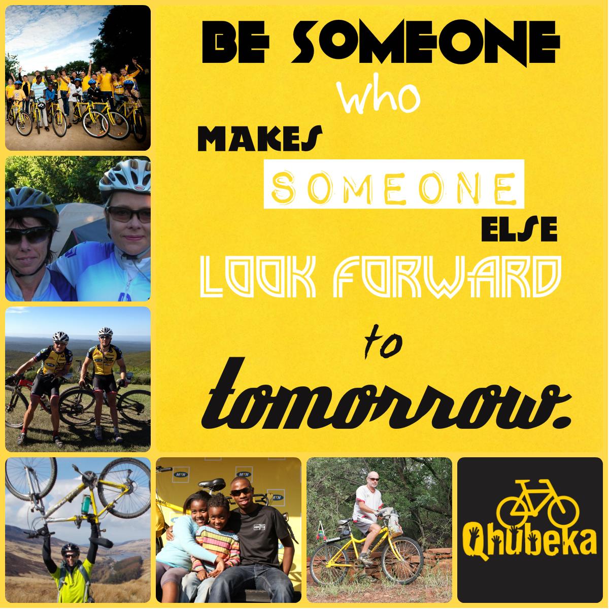 Look forward to tomorrow