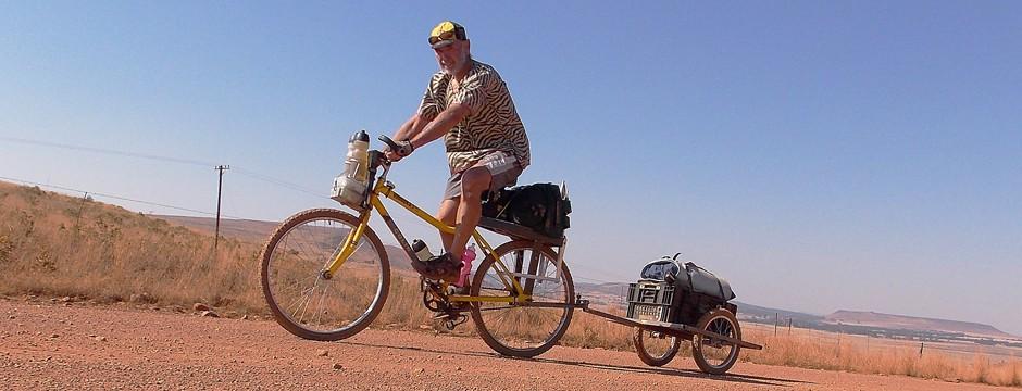 Colin Cooper_bike trailer