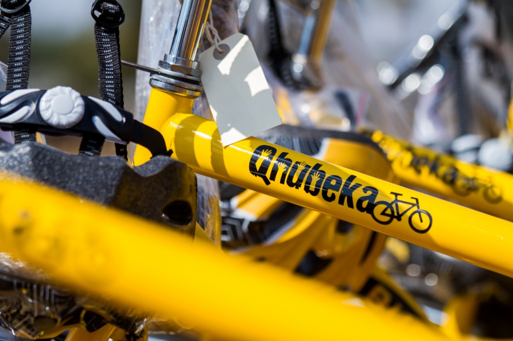 Qhubeka Buffalo Bicycle