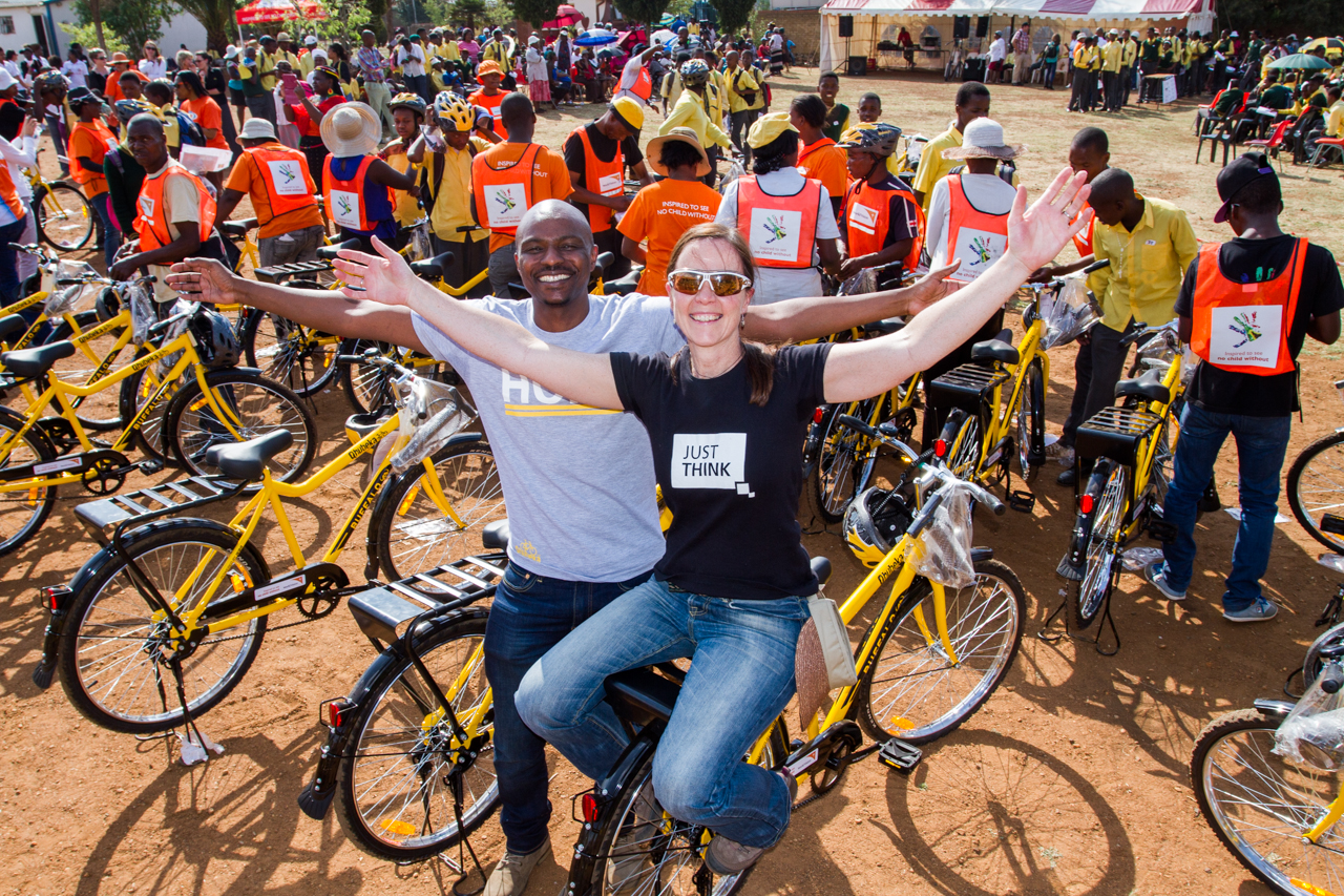 Qhubeka Orange Farm S-41