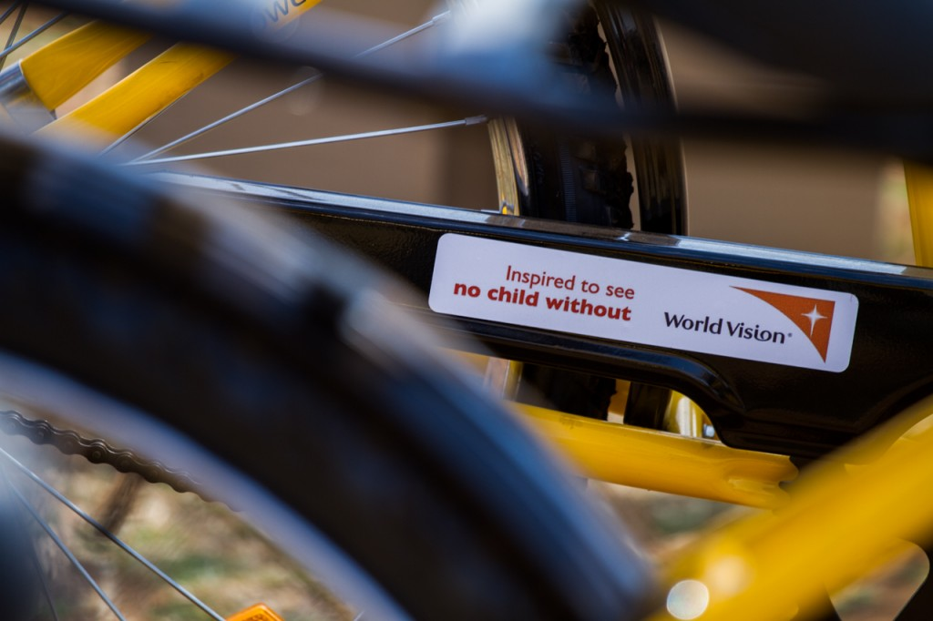 World Vision SA is Qhubeka's implementation partner