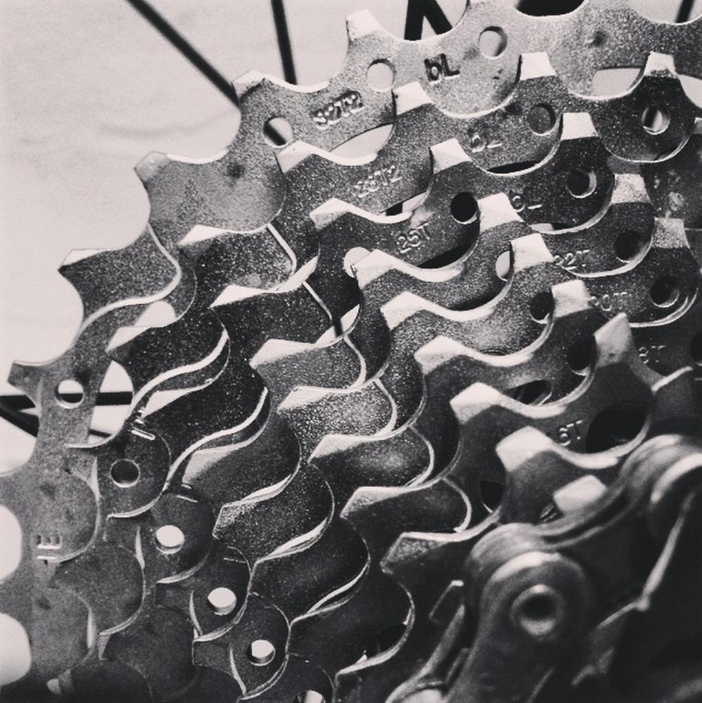 Kevin Benky gear choice 2014 Everesting