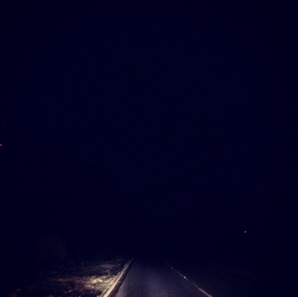 Lap 1. Into the dark.