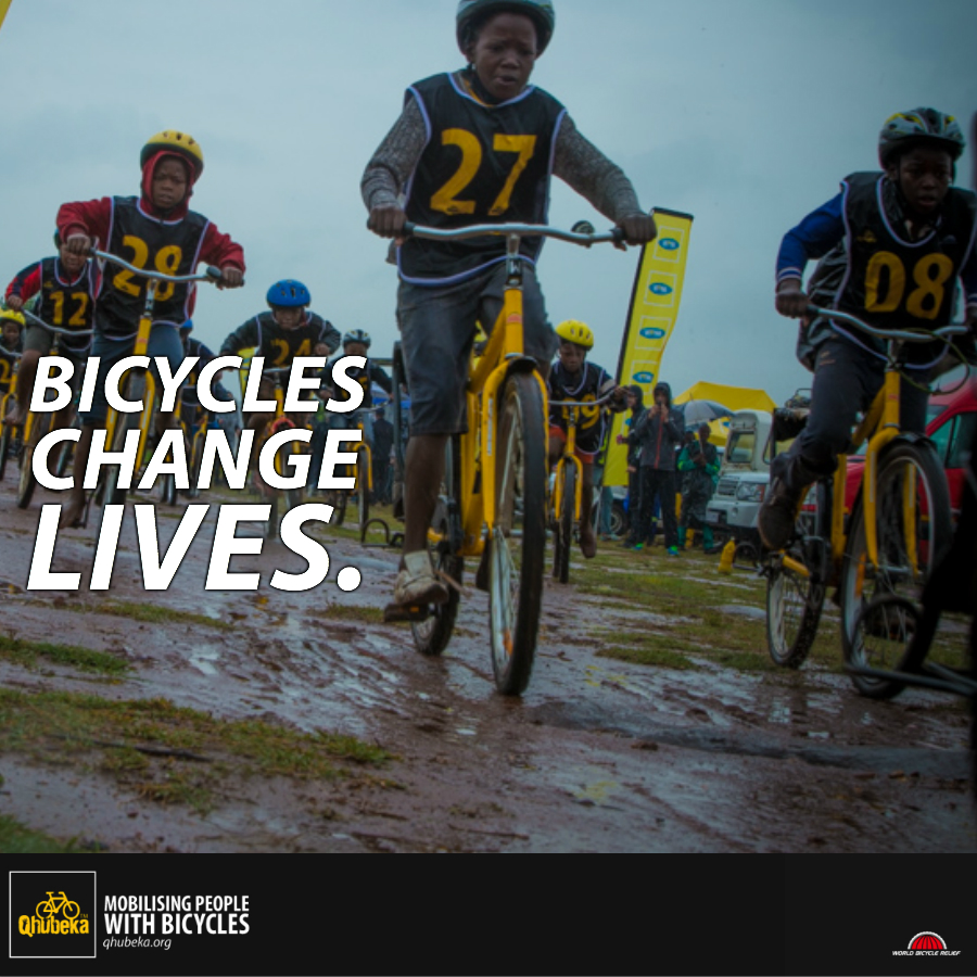 Bicycles Change Lives 2