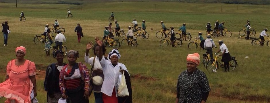 BEEP KZN handover women and children March 2015