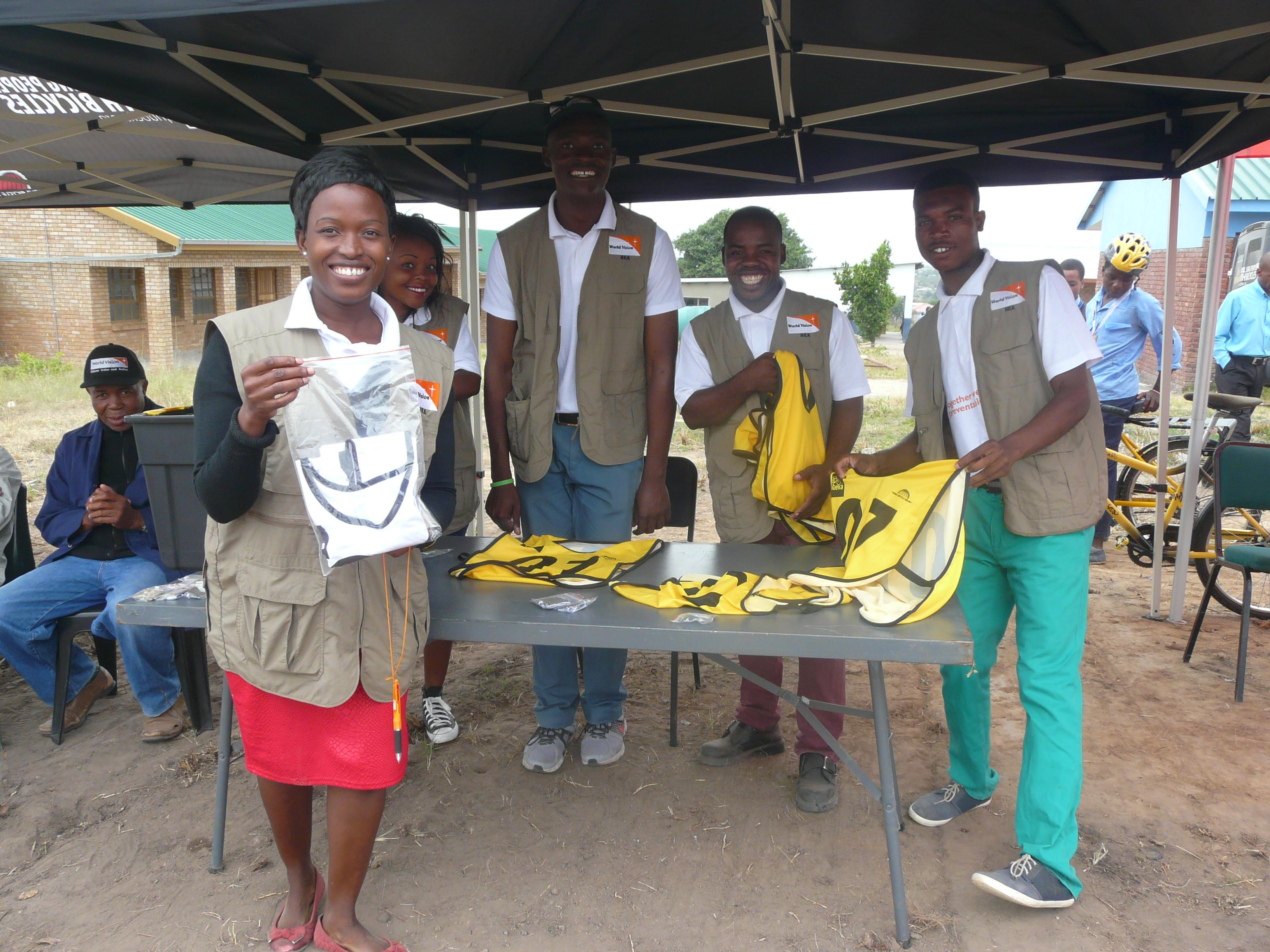 Team World Vision, CSA Community Cycling Series, Limpopo