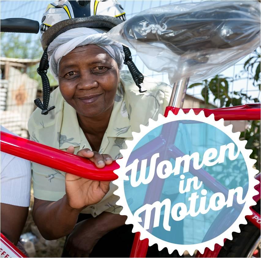 Women in Motion, Lindiwe