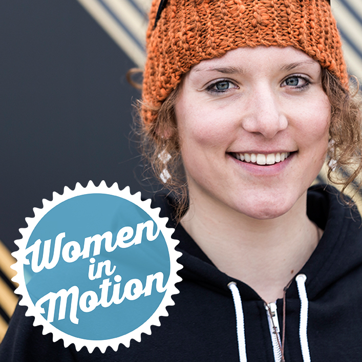 Women in Motion, Ines, WBR