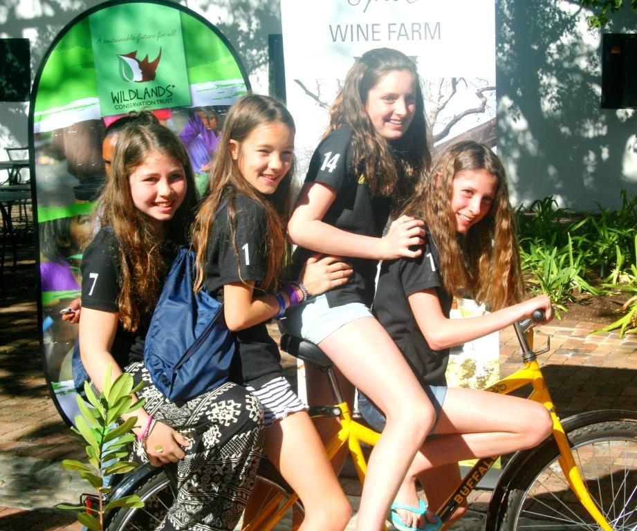Spier Handover - 3 April 2015 - #5 girls