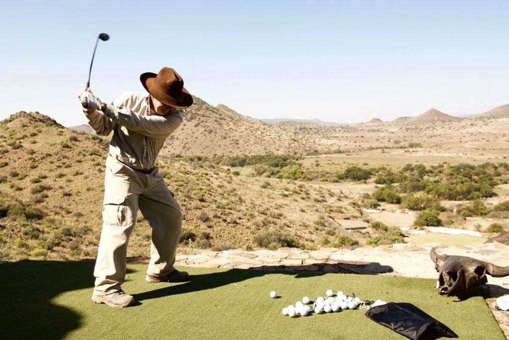 Gary Player golf swing
