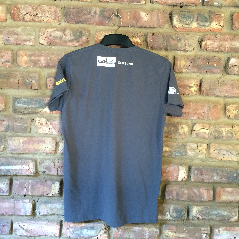 #BCL t-shirt mens back