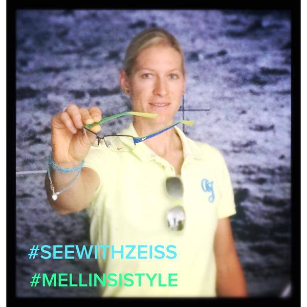 change the way you see the world with #Mellinsistyle