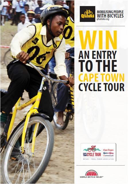 Qhubeka Africa Cycle Fair