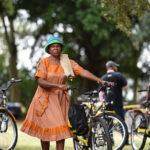 Blankets for Bikes Distribution Ceremony
