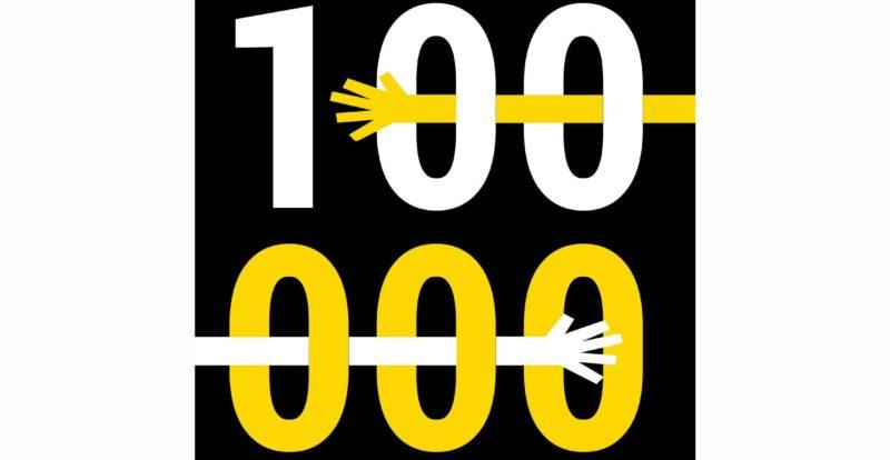 100 000th Qhubeka Bicycle