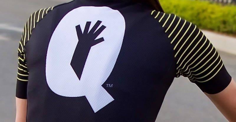 Qhubeka cycling jerseys